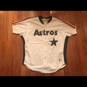 Vintage Houston astros jersey made in USA size XL